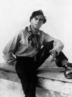Modigliani and The Dreyfus Affair