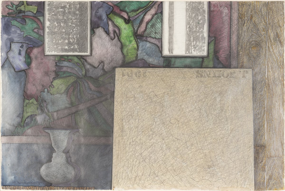 Works Drawn from Gift to the Jewish Museum from the Barnett and Annalee Newman Foundation on View Beginning in April