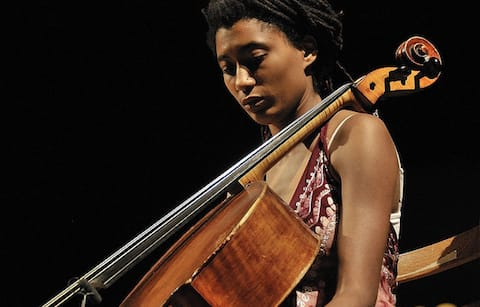 Tomeka Reid Quartet Presented with Bang on a Can