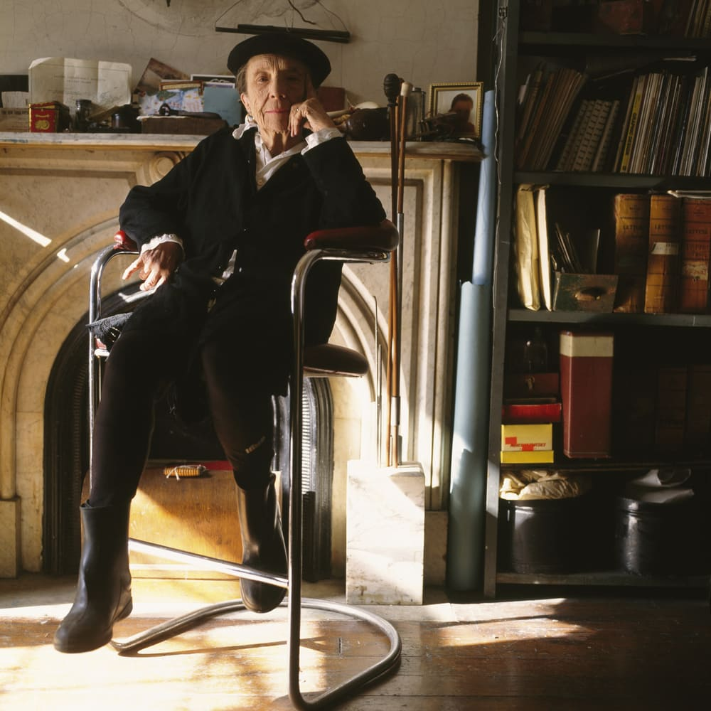 Exhibition of Louise Bourgeois's Art and Writings Explores Her Complex Relationship with Freudian Psychoanalysis