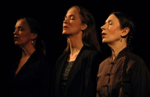 Meredith Monk and Vocal Ensemble Co-presented by Bang on a Can