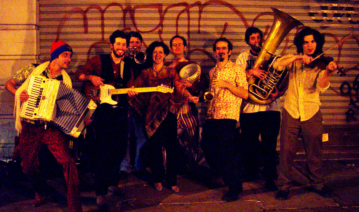 After-Hours Event on November 19 with Gypsy Dance Band Romashka, DJ Spinach, and More