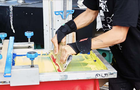 Screen Printing with Purpose