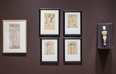 Tracing Modigliani