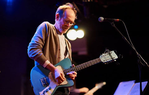 Performance by Arto Lindsay