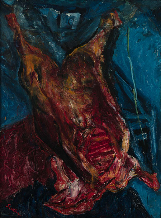 The Metamorphosis of Chaim Soutine: II. The Carcasses of Soutine
