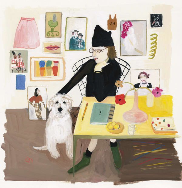 "The New York Public Library and the Jewish Museum Announce Joint Acquisition of Maira Kalman's Original Paintings for ""The Elements of Style"""