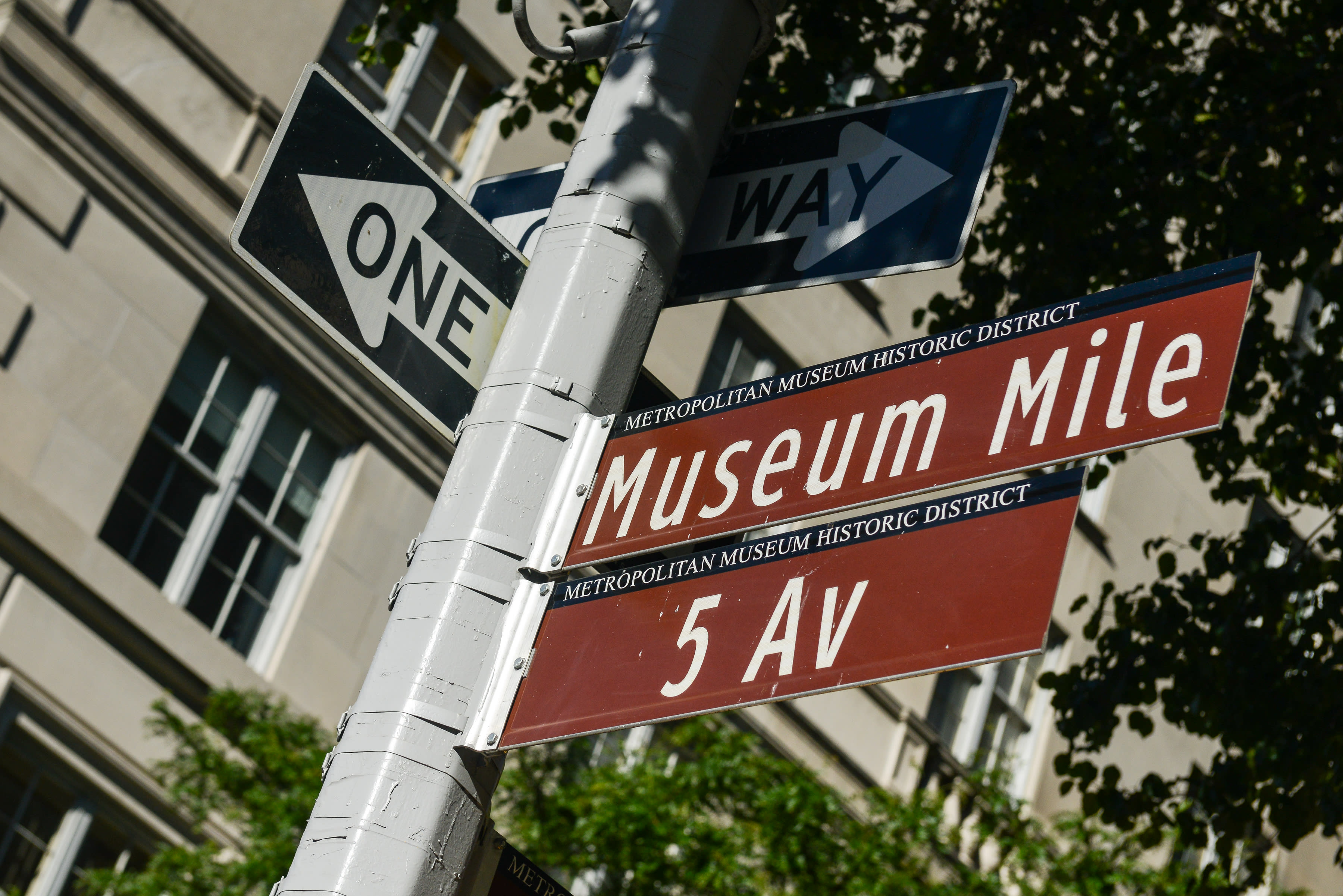 Virtual Museum Mile Festival Tuesday, June 9, 2020, 9 AM to 9 PM