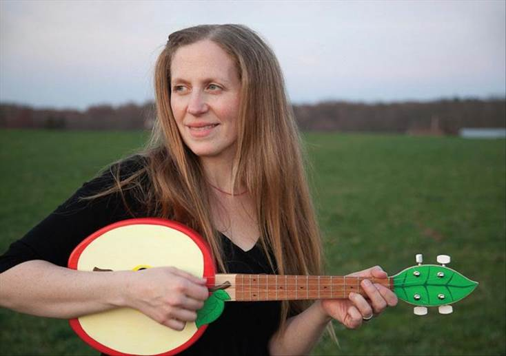 Folk Rock Concert for Families with Elizabeth Mitchell at the Jewish Museum Sunday, April 23