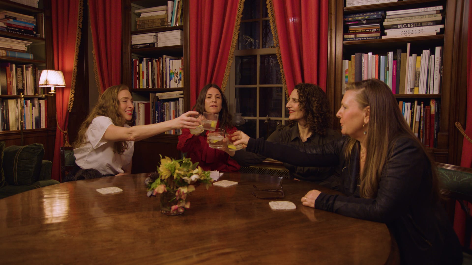 Once Upon a Time: Narrative in Art, A Conversation with Artists Rachel Feinstein and Lisa Yuskavage, Filmmaker Tamara Jenkins, and Jewish Museum Curator Kelly Taxter Now Available
