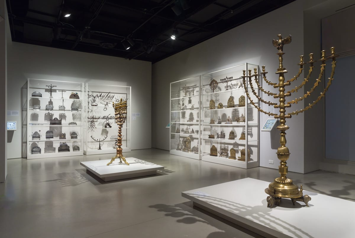 Celebrate Hanukkah with the Jewish Museum