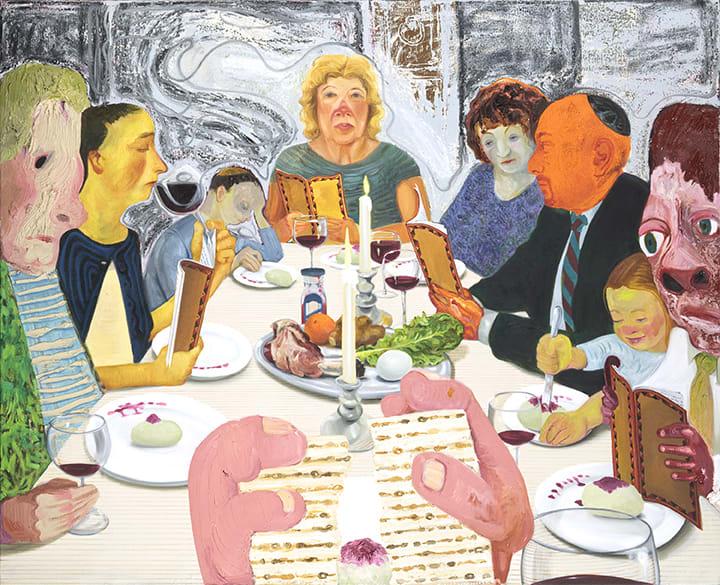 The Jewish Museum - Masterpieces & Curiosities: <br/>Nicole