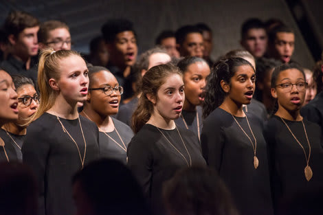Bang on a Can and the Jewish Museum Present Young People's Chorus of New York City