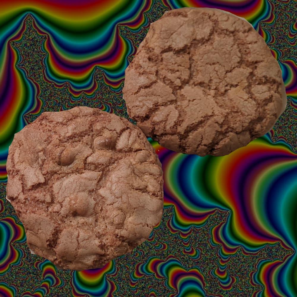 🍪 THC-O Cookies 🔥 100mg - 1,000mg
