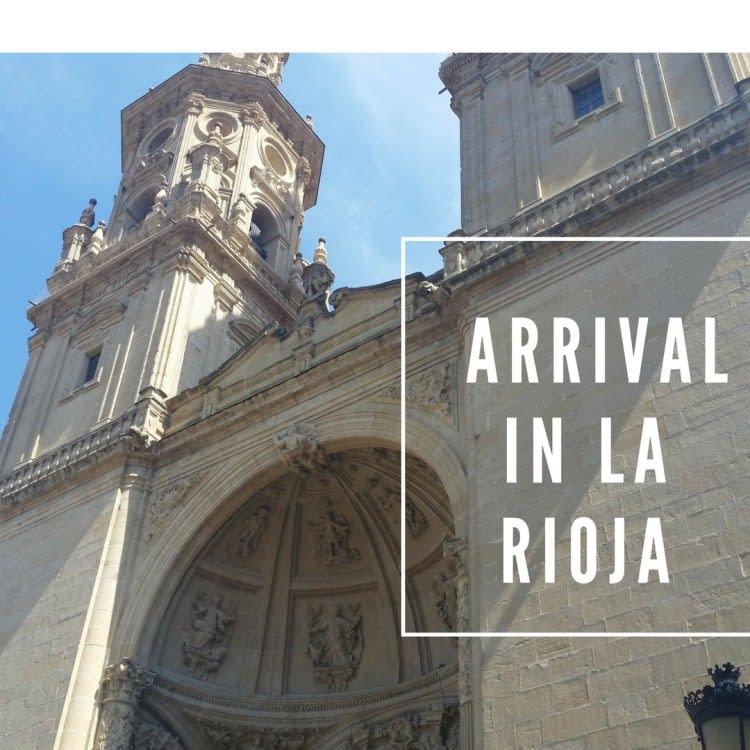 Arriving in Spain Solo