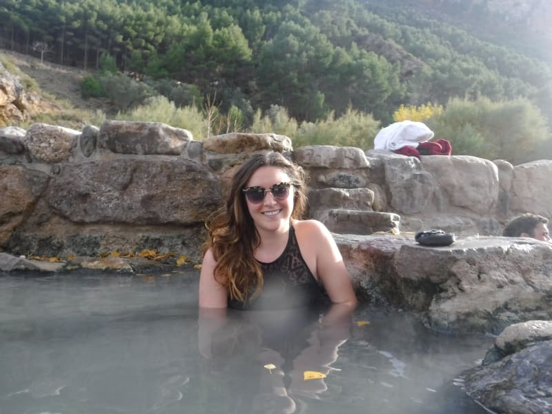Hot Springs of Arnedillo, Spain