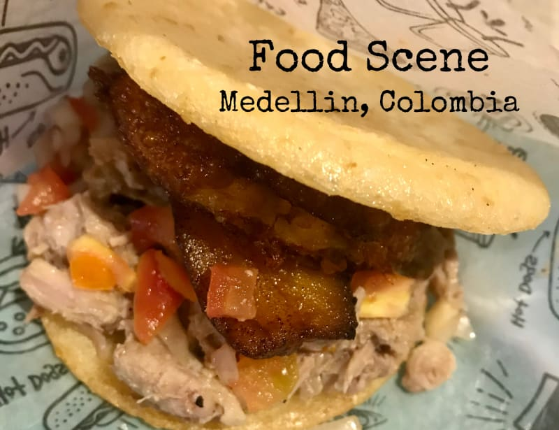 Food Scene in Medellin, Colombia