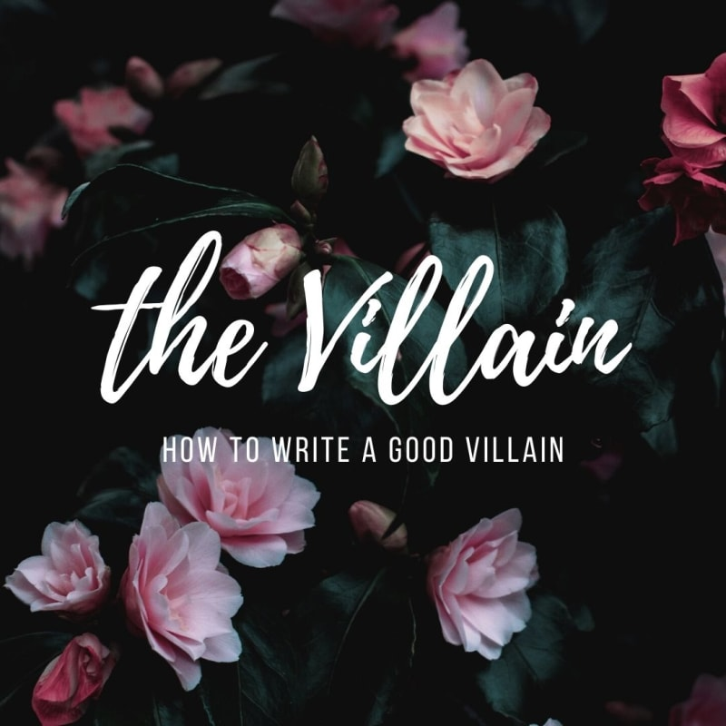 On Writing: The Villain