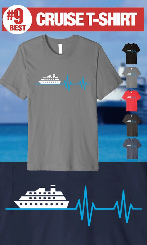 Cruise Heartbeat- #9 Best Cruise Shirt