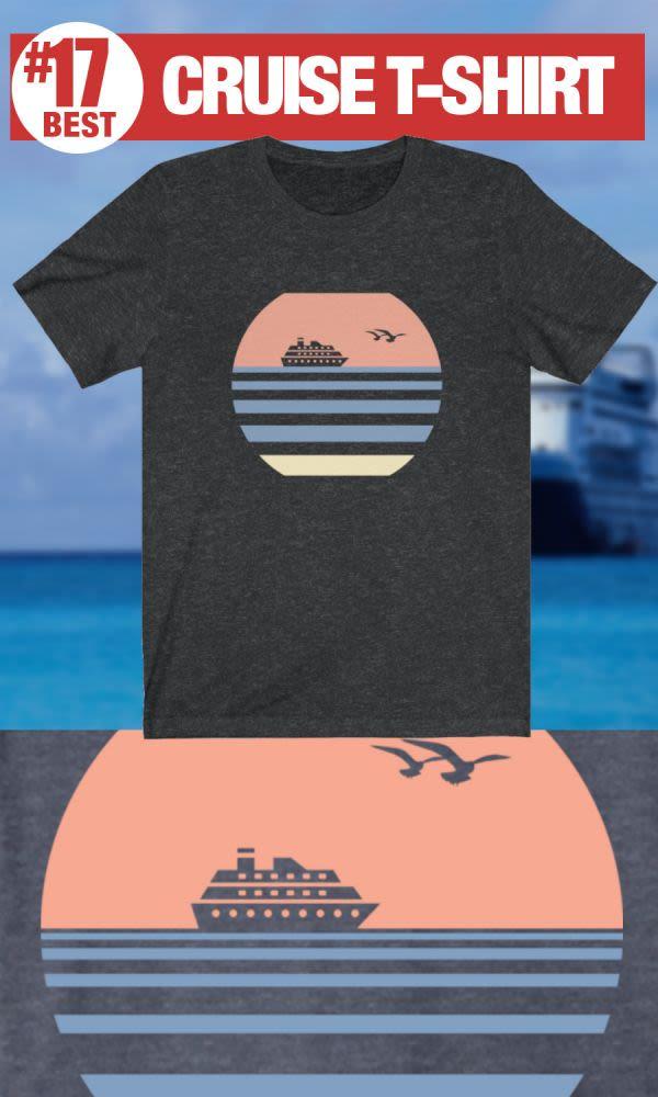 Cruise Sunset - #17 Best Cruise Shirt