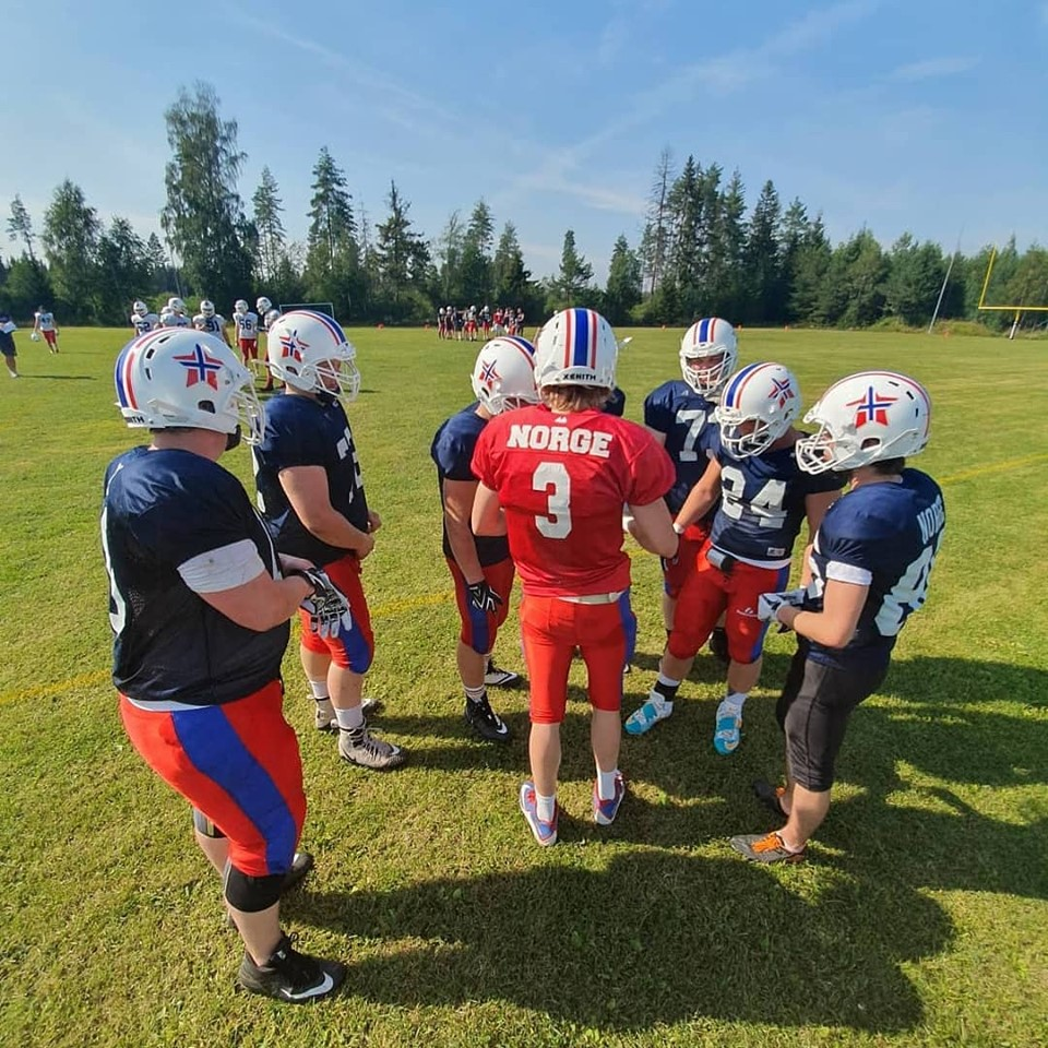 Norway embracing role as underdog - The Podyum Recruit
