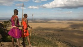 The Romantic Tourist - Kenya