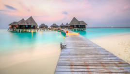 The Romantic Tourist - Maldives