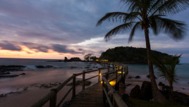 The Romantic Tourist - Sao Tome and Principe
