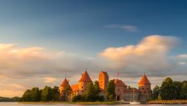 The Romantic Tourist - Lithuania