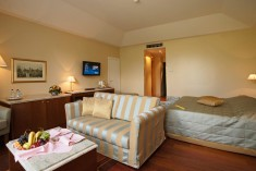 Deluxe Junior Suite at Villa Principe Leopoldo