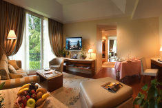 Princess Garden Suite at Villa Principe Leopoldo