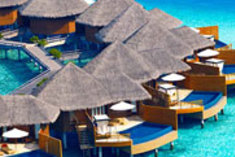 Water Pool Villa at Baros Maldives