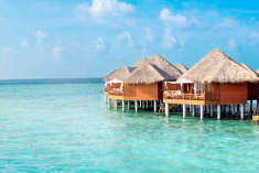 Water Villa at Baros Maldives