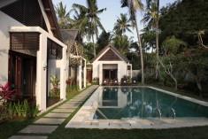 Three Bedrooms Royal Villas at The Samaya Ubud