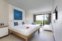 Standard at Radisson Blu Poste Lafayette Resort & Spa