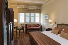 State Room Pool View at Raffles Grand Hotel d'Angkor