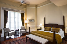 Landmark Room Garden View at Raffles Grand Hotel d'Angkor