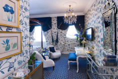 The Philippe Suite at The Chesterfield Mayfair