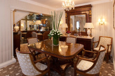 The Stanhope Suite at The Chesterfield Mayfair