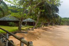 Beach Front at Bom Bom Príncipe