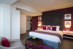 Studio suite King Bed at Hard Rock Hotel Goa