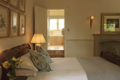 Room 3 - Junior Suite at The Manor Country House Hotel