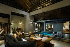 Water Villa at  The Banjaran Hotsprings Retreat