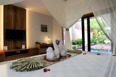 One Bedroom Royal Pool Villa at  The Kasih Villas and Spa