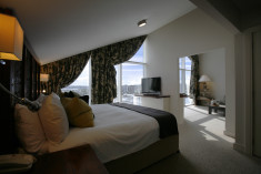 The Penthouse Suite at Salthouse Harbour Hotel