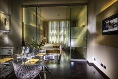 Business Suite at Hotel La Favorita