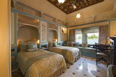 Luxury Room Double Bed Lake View, 350 Sp Ft, Incl Wi-Fi, Butler Service at Taj Lake Palace