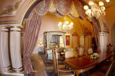 Shambhu Prakash 1 Bedroom Suite Lake View,1734 Sp Ft, Incl Wi-Fi, Butler Service at Taj Lake Palace