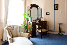 Ammende Suite at Luxury Art Nouveau Hotel Villa Ammende