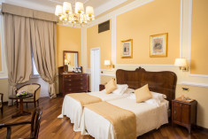 Deluxe Double or Twin Room at Hotel Bristol Palace